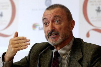 """Arturo Pérez-Reverte machaca a los """"gilipollas"""" patrios que pisotean el español"""