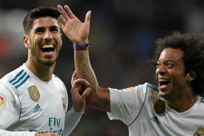 El gran Marco Asensio alegra la vida al Real Madrid