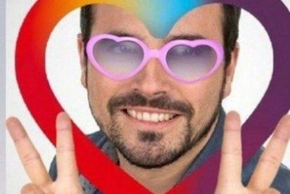 Garzón presume de ser un superventas y en Twitter le meten un 'zasca' de libro