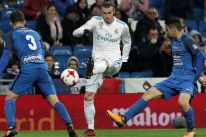 Un decepcionante Real Madrid pasa a octavos de Copa asustado por un dignísimo Fuenlabrada