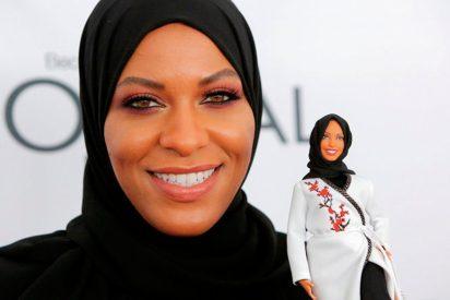 Barbie se pone el hiyab