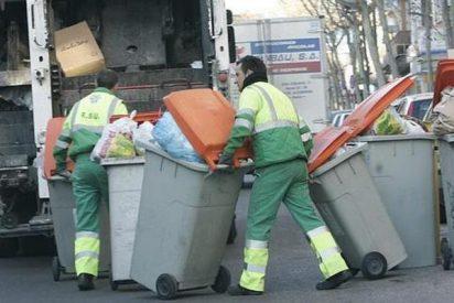 Huelga indefinida en la recogida de basura de Madrid