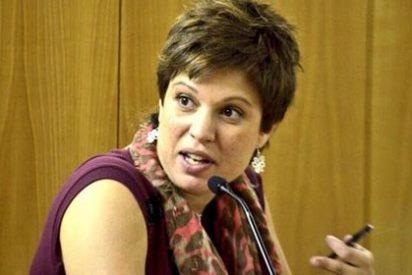 Beatriz Talegón reclama la libertad para los 'Jordis' y acaba triturada en Twitter