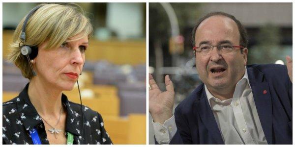 Una eurodiputada le mete un zasca de miedo a 'Miquel Ijeta' por su delirante propuesta de Hacienda catalana