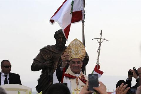 El patriarca maronita visitará Arabia Saudita