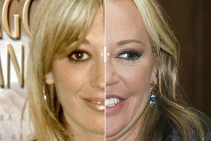 Así ha sido la transformación de Belén Esteban en dos décadas