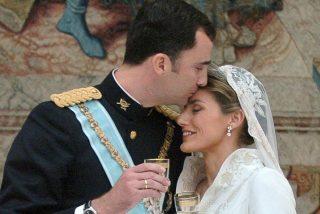 El escandaloso momento de la boda de Felipe y Letizia que TVE ha ocultado para siempre