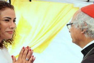 El cardenal Brenes compromete la independencia de la Iglesia al bendecir a la candidata del FSLN