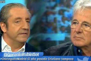 Brutal bronca de Pedrerol a Jorge D´Alessandro por llamar palmero a Juanma Rodríguez