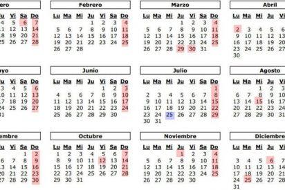Estos son todos losn 'puentes' que Rajoy dijo que iba a eliminar pero que disfrutarás en 2018