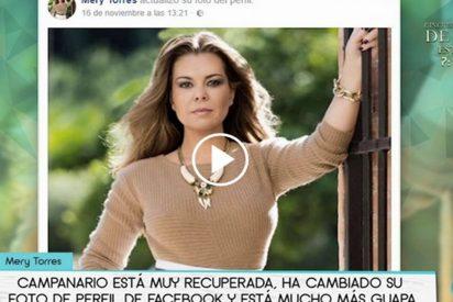 ¿Sabes por qué María José Campanario está tan radiante?