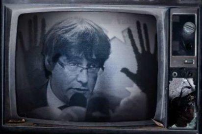 """El prófugo Puigdemont denuncia un """"encarcelamiento masivo"""" de independentistas"""