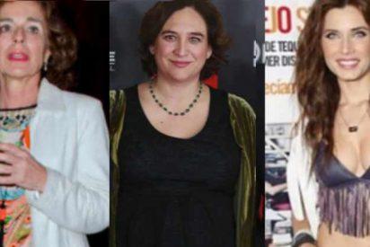Ada Colau, Ana Botella y otras españolas que podrían ir a la cárcel si vestir mal fuera delito