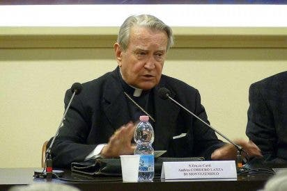 El Papa lamenta la muerte del cardenal Lanza di Montezemolo
