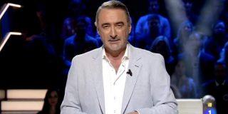 TVE retira a Carlos Herrera del domingo y lo mueve al sábado por los malos datos de audiencia