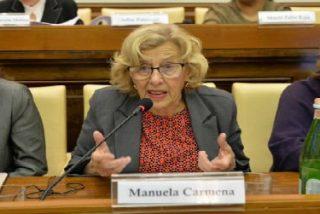 """Carmena denuncia, en el Vaticano, que el origen de la trata está en """"la satisfacción sexual como mercancía"""""""