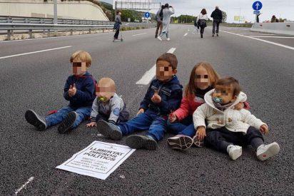 La palestinización del conflicto catalán