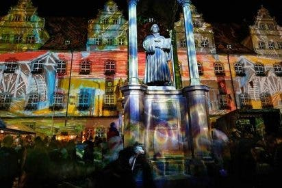Católicos y protestantes celebran la Reforma juntos en Wittenberg