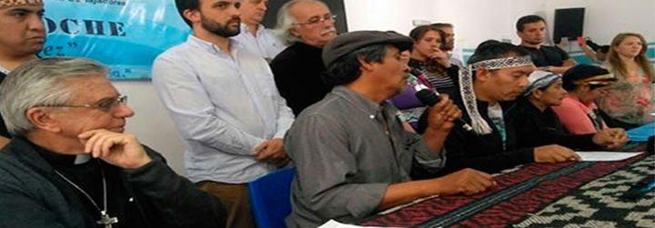Dos obispos argentinos se congratulan de que se haya abierto una instancia de diálogo con los mapuches