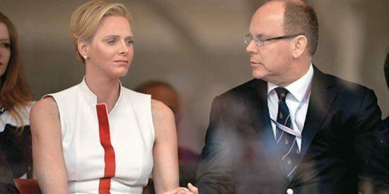 El drama que convirtió a Charlene de Mónaco en la princesa triste