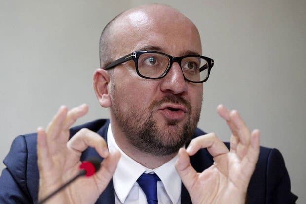 """Charles Michel, primer ministro de Bélgica: """"Puigdemont debe responder de sus actos"""""""