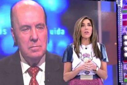 """Paz Padilla, muy tocada: descubre que Chiquito de la Calzada podría estar """"muy enfadado"""" con ella"""