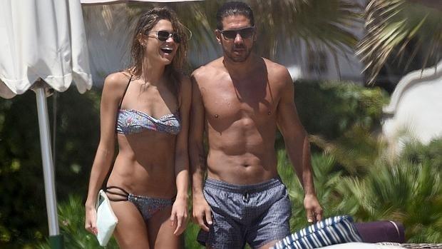 Carla Pereyra está mucho más delgada desde que es pareja de El Cholo Simeone