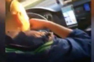 El taxista cocainómano que consume droga mientras conduce a 120 kilómetros por hora