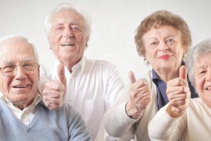 La pensión media de jubilación ya es en España superior a más del 40% de los salarios