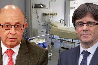 Hacienda da 10 días al prófugo Puigdemont para acatar el 155 y cobrar 112.000 euros anuales