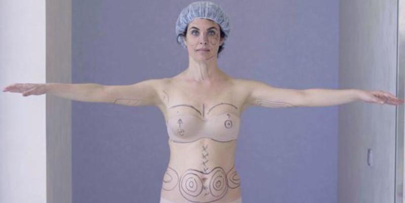 Samanta Villar Se Desnuda Para Mostrar Sus Michelines Y Pide