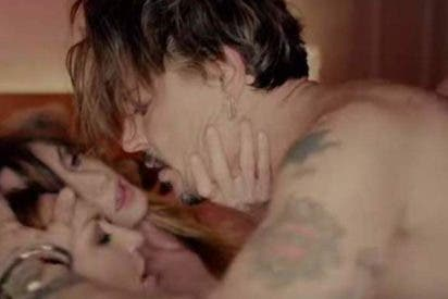 La salvaje orgía que se monta el perverso Johnny Depp en el nuevo vídeo de Marilyn Manson