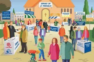 """Día de la Iglesia diocesana: """"Cuidar de nuestras parroquias, siendo 'piedras vivas del templo de Dios'"""""""
