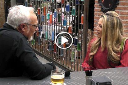 'First Dates': Diego manda a Isabel a darse unas mechas