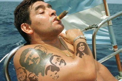 Maradona será el presentador de un programa de TV durante el Mundial de Rusia 2018