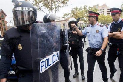 Empiezan los interrogatorios a los Mossos por su 'traición' durante el ilegal 1-O