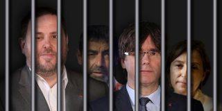 La coña marinera que arrasa en la red sobre el régimen carcelario de los exconsejeros catalanes