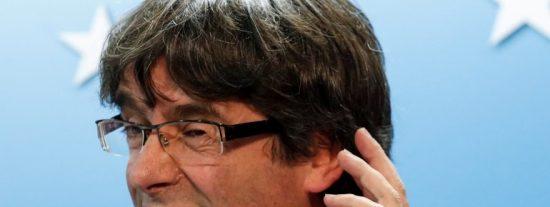 Hacienda denuncia al manirroto de Puigdemont para que pague los gastos del 1-O