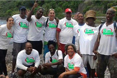 Una mano amiga en Dominica