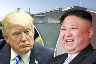 """Donald Trump decide imponer """"grandes sanciones"""" a los comunistas de Corea del Norte"""