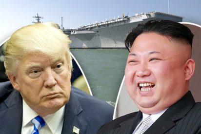 """Donald Trump llama """"gordo y bajo"""" al tirano Kim Jong Un"""