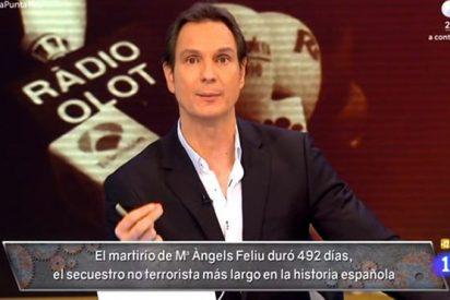 La pregunta en el programa de Cárdenas al secuestrador de Olot que saca de sus casillas a muchos