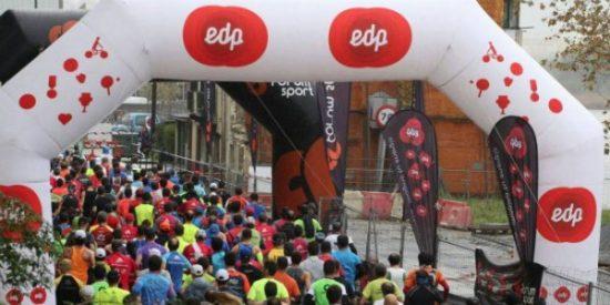 EDP lanza una iniciativa pionera para incluir la opción de correr en los buscadores de internet