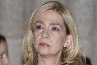 """La infanta Cristina cabreada con sus abogados: """"Me los han impuesto y no se enteran de nada"""""""