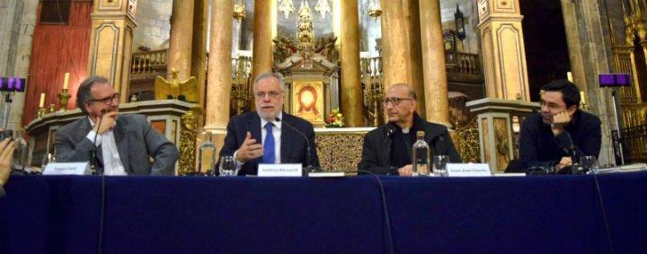 """Andrea Riccardi sobre Cataluña: """"No se han dado las condiciones para una mediación"""""""