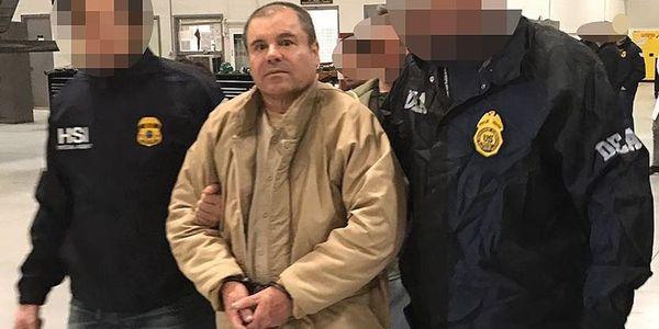 """Así son las reglas y obediencia que enloquecen al """"Chapo"""" Guzmán en prisión"""