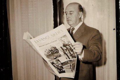 Franco, presente en Cataluña