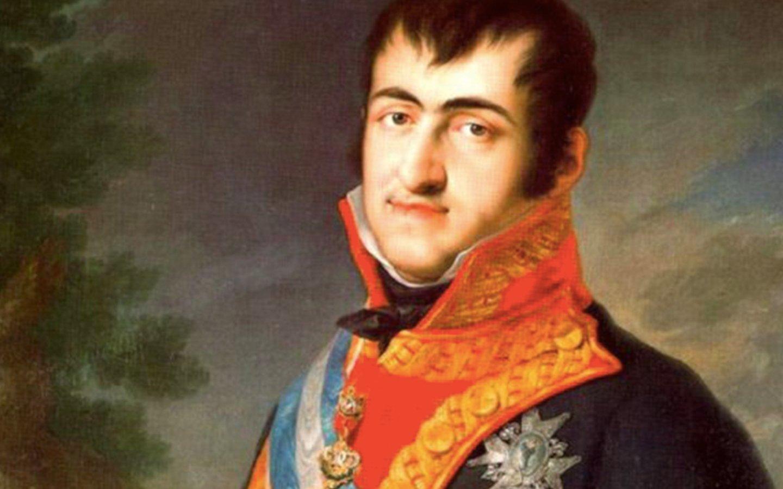 El histórico hilo en Twitter sobre el descomunal pene de Fernando VII