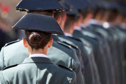 El emocionante y honorable tuit de la Guardia Civil que hace llorar a muchos