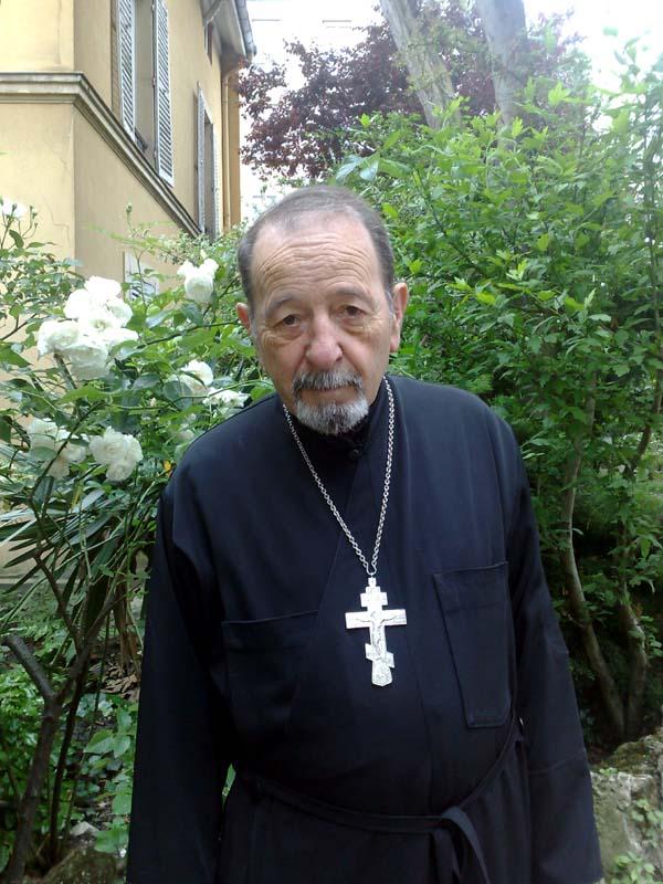 En la muerte del arcipreste y gran teólogo Nicolás Lossky